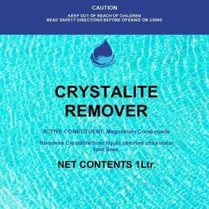 CRYSTALITE REMOVER