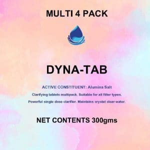 DYNA TAB 300G (PACK OF 4)
